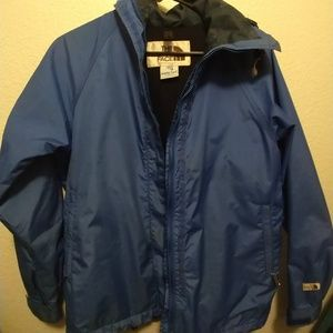 Vintage Brown Label The North Face Womens S